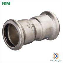 M-PRESS Stainless Steel FKM Fittings