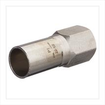 M-PRESS Stainless Steel Female Socket Adaptors