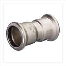M-PRESS Stainless Steel Straight Couplings