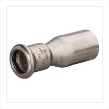 M-PRESS Stainless Steel Socket Reducers