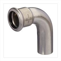 M-PRESS Stainless Steel Street Elbows