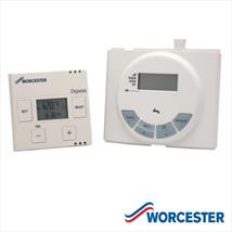Worcester Bosch Boilers - Controls